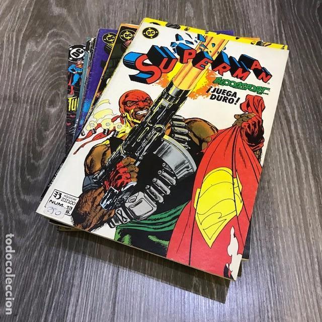 LOTE SUPERMAN - ZINCO - 1984 (24 CÓMICS) (Comics und Tebeos - Zinco - Superman)