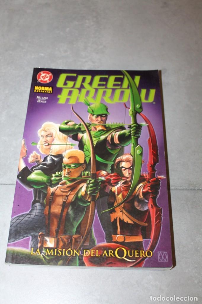GREEN ARROW LA MISION DEL ARQUERO NORMA (Tebeos y Comics - Zinco - Prestiges y Tomos)