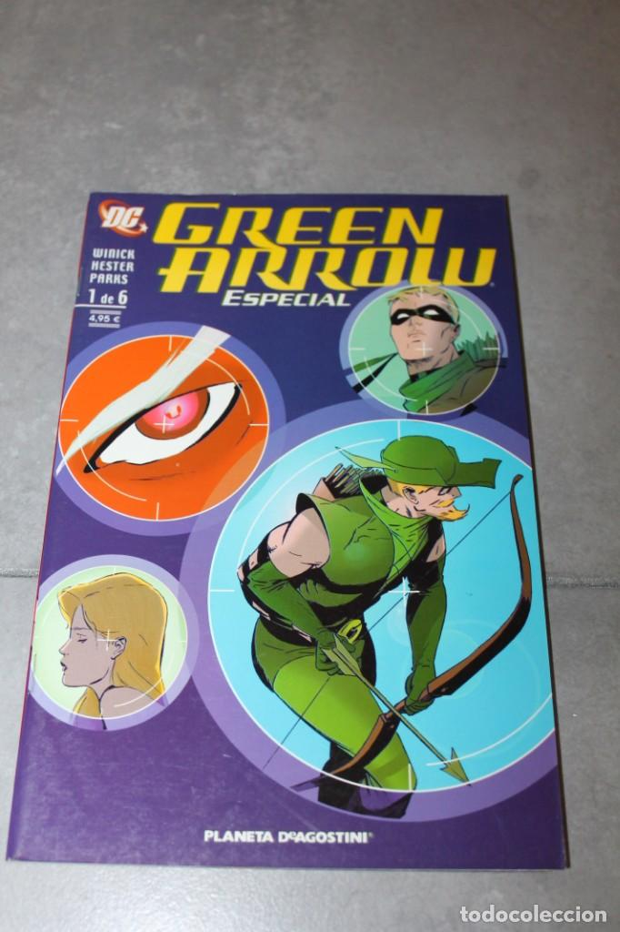 GREEN ARROW ESPECIAL 1 PLANETA (Tebeos y Comics - Zinco - Prestiges y Tomos)