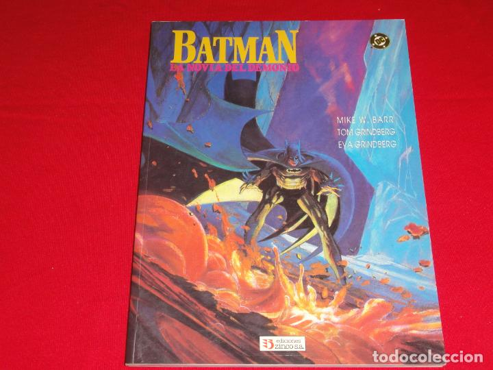 BATMAN. LA NOVIA DEL DEMONIO.ZINCO. C-31 (Tebeos y Comics - Zinco - Prestiges y Tomos)