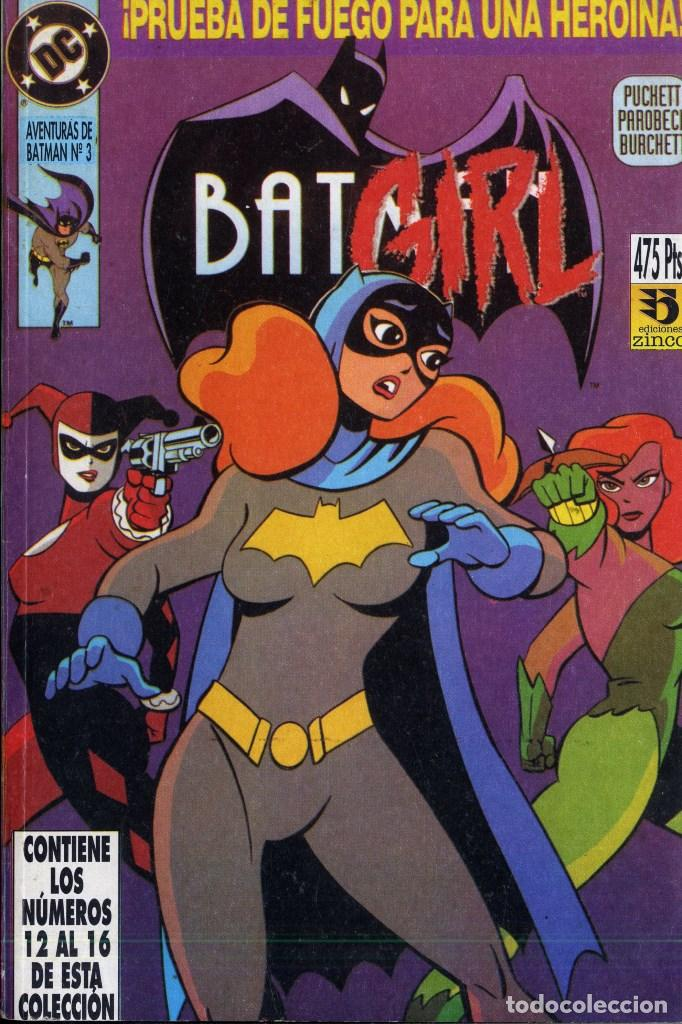 Comics: LAS AVENTURAS DE BATMAN 1992 RETAPADOS DEL N1 AL 16 - Foto 2 - 147791378