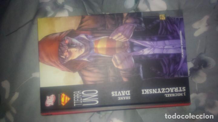 SUPERMAN TIERRA UNO 1 (Tebeos y Comics - Zinco - Superman)