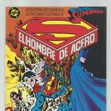 Cómics: SUPERMAN, TOMO RETAPADO 1 A 5, 1987, ZINCO, MUY BUEN ESTADO. Lote 239703850