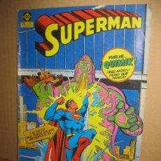Cómics: SUPERMAN Nº 1. EDICIONES ZINCO. 1984.. Lote 148156678