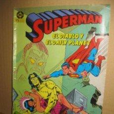 Cómics: SUPERMAN Nº 3. EDICIONES ZINCO. 1984.. Lote 148157174