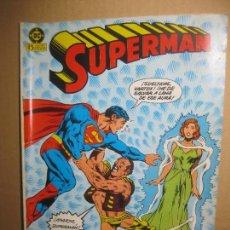 Cómics: SUPERMAN Nº 4. EDICIONES ZINCO. 1984.. Lote 148157290