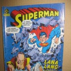 Cómics: SUPERMAN Nº 5. EDICIONES ZINCO. 1984.. Lote 148157402