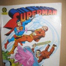 Cómics: SUPERMAN Nº 6. EDICIONES ZINCO. 1984.. Lote 148157618