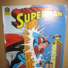 Cómics: SUPERMAN Nº 11. EDICIONES ZINCO. 1984.. Lote 148158014