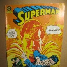 Cómics: SUPERMAN Nº 30. EDICIONES ZINCO. 1984.. Lote 148158122