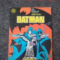 Cómics: BATMAN Nº5 - AÑO DOS - BARR & MCFARLANE - MUY BUEN ESTADO. Lote 148283046