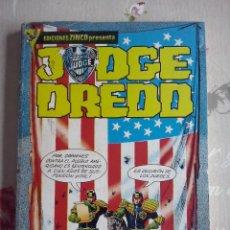 Cómics: ZINCO - JUDGE DREDD RETAPADO CON LOS NUM. 1 AL 5 . ( JUEZ DREDD ) - BUEN ESTADO. Lote 148285586