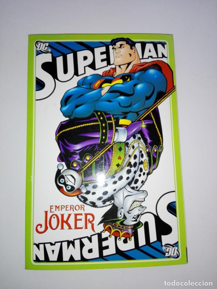 Cómics: COMIC-SUPERMAN-EMPEROR JOKER-DC-NUEVO-MUCHAS PÁGINAS-COLECCIONISTAS-VER FOTOS - Foto 2 - 148490654