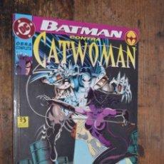 Cómics: BATMAN CONTRA CATWOMAN, DC, ZINCO, 1994. Lote 148518690