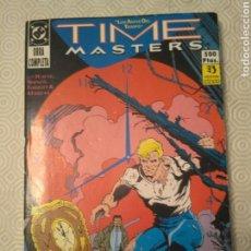 Cómics: TIME MASTERS (COMPLETA). Lote 148997969