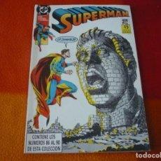 Cómics: SUPERMAN NºS 86 AL 90 RETAPADO 26 ( STERN ORDWAY JURGENS ) ¡BUEN ESTADO! ZINCO DC. Lote 149049490