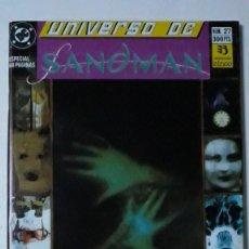 Cómics: SANDMAN (UNIVERSO DC 27), NEIL GAIMAN. Lote 158495161