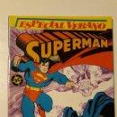 Cómics: SUPERMAN: ESPECIAL VERANO, JOHN BYRNE / ARTHUR ADAMS (HISTORIA COMPLETA). Lote 160776992