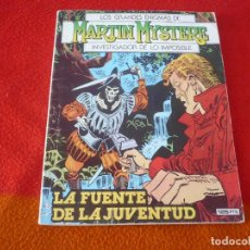 Cómics: MARTIN MYSTERE Nº 8 LA FUENTE DE LA JUVENTUD ZINCO 1983 . Lote 149395078