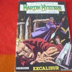 Cómics: MARTIN MYSTERE Nº 16 EXCALIBUR ¡BUEN ESTADO! ZINCO 1983 . Lote 149395118