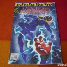 Cómics: LEGION DE SUPERHEROES ESPECIAL VERANO 1 ( PAUL LEVITZ ) ZINCO DC. Lote 149438846
