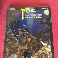Cómics: ZINCO FOC TOMOS 1,2,3 MUY BUEN ESTADO REF.TD8. Lote 149480446