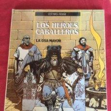 Cómics: ZINCO LOS HEROES CABALLEROS TOMOS 1,2 MUY BUEN ESTADO REF.TD8. Lote 149480582