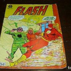 Cómics: FLASH, Nº 8, 11 DEL 1984, BAJO LICENCIA DE DC COMICCS.. Lote 149664218