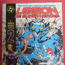 Cómics: LEGION DE SUPER HÉROES 2. ESPAÑOL. EDICIONES ZINCO. Lote 149685454