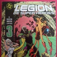 Cómics: LEGION DE SUPER HÉROES 3. ESPAÑOL. EDICIONES ZINCO. Lote 149685770