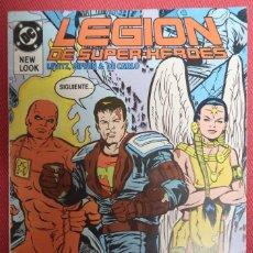 Cómics: LEGION DE SUPER HÉROES 21. ESPAÑOL. EDICIONES ZINCO. Lote 149759998