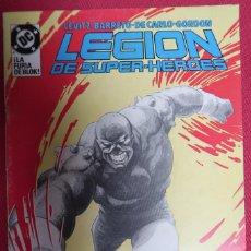 Cómics: LEGION DE SUPER HÉROES 23. ESPAÑOL. EDICIONES ZINCO. Lote 149760310
