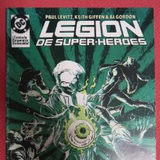 Cómics: LEGION DE SUPER HÉROES 24. ESPAÑOL. EDICIONES ZINCO. Lote 149760498