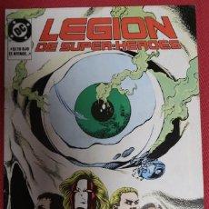 Cómics: LEGION DE SUPER HÉROES 25. ESPAÑOL. EDICIONES ZINCO. Lote 149760622