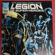 Cómics: LEGION DE SUPER HÉROES 27. ESPAÑOL. EDICIONES ZINCO. Lote 149760938