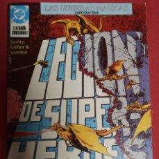 Cómics: LEGION DE SUPER HÉROES 29. ESPAÑOL. EDICIONES ZINCO. Lote 149761294
