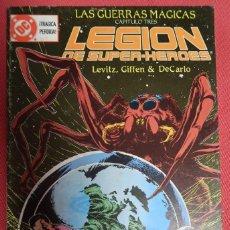 Cómics: LEGION DE SUPER HÉROES 30. ESPAÑOL. EDICIONES ZINCO. Lote 149761458