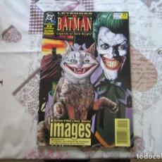 Cómics: LEYENDAS BATMAN Nº 44 ULTIMO. Lote 149815306