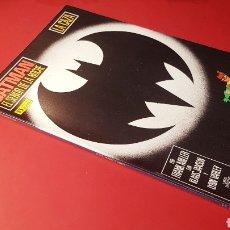 Comics - EXCELENTE ESTADO BATMAN EL SEÑOR DE LA NOCHE LA CAZA ZINCO - 101272551