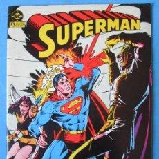 Cómics: SUPERMAN ''PROBLEMAS REALES'' Nº 35 - 1984 - ZINCO - 1984 - 125 PTS ''BUEN ESTADO''. Lote 150503442