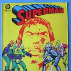 Cómics: SUPERMAN ''RENACIDO!'' Nº 22 - 1983 - 110 PTS - ZINCO. Lote 150503506
