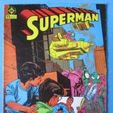 Cómics: SUPERMAN ''SI SUPERMAN NO EXISTIERA!'' Nº 15 - 1983 - ZINCO 100 PTS. Lote 150503586
