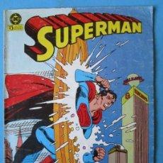 Cómics: SUPERMAN ''LA PSICOSIS DE SUPERMAN'' Nº 11 - 1983 - 95 PTS. - ZINCO. Lote 150503718