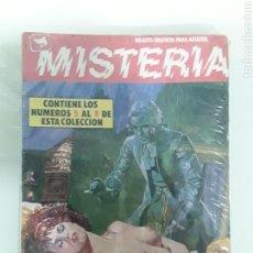 Cómics: MISTERIA - RELATOS EROTICOS - ED ZINCO RETAPADOS 5 AL 8. Lote 150697885