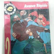 Cómics: AVANCE RAPIDO VOL 2 KYLE BAKER. ED ZINCO. Lote 150699572