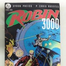 Cómics: ROBIN 3000 - LIBRO UNO - ED ZINCO. Lote 150700465