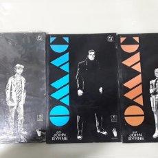 Cómics: OMAC - JOHN BYRNE ED ZINCO. 3 VOLUMENES. Lote 150700774