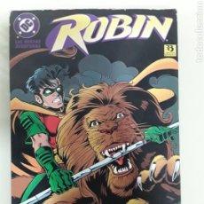 Cómics: ROBIN - LAS NUEVAS AVENTURAS - ED ZINCO. Lote 150700837