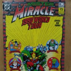 Cómics: MISTER MIRACLE, 1990 WORLD TOUR - Nº 1 - ED. ZINCO. Lote 155826934
