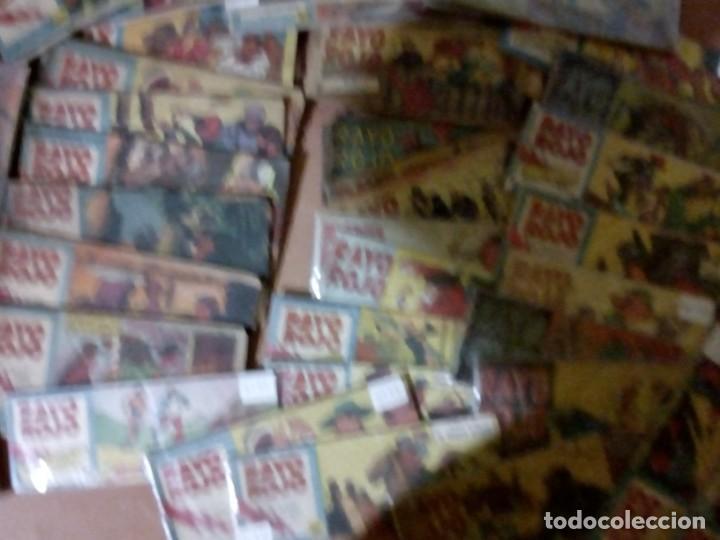 Cómics: Rayo-Rojo-Lote-Numb-40-primeros-Num-Colt-l - Foto 4 - 150848794